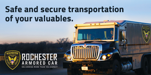 Rochester Armored Car Services And Transportation